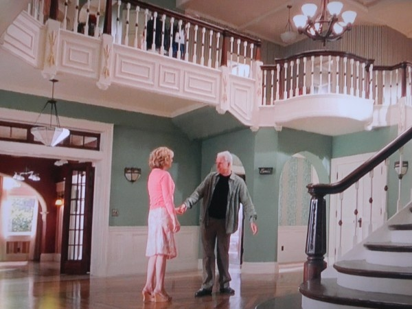 """Entryway of the """"Cheaper By The Dozen"""" Movie House"""