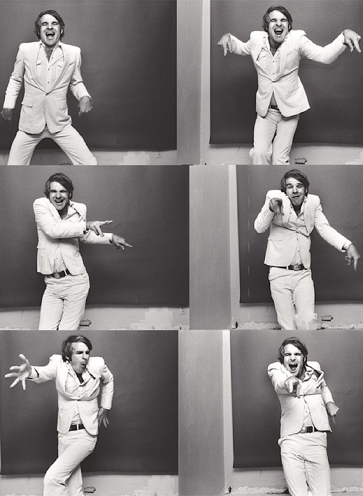Wild and Crazy Guy Steve Martin