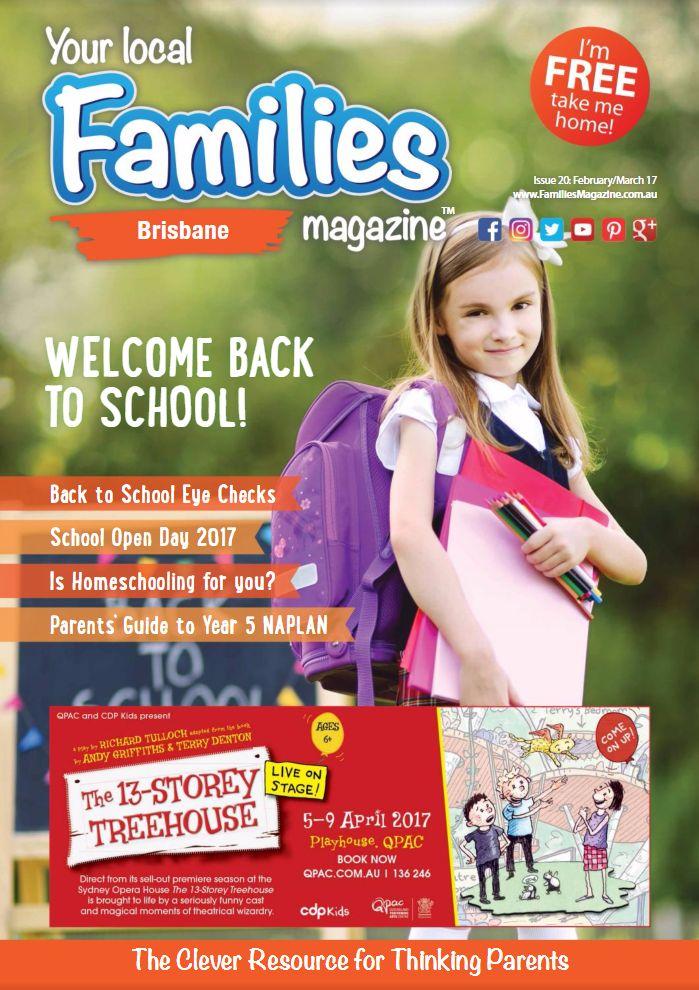 Issue 20 - Families Magazine Brisbane