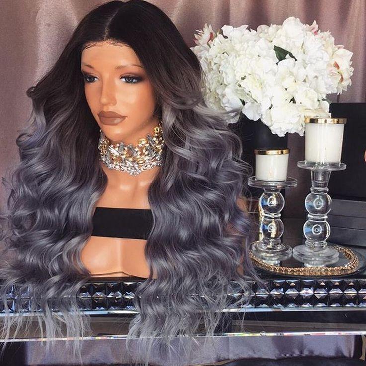 Krystie perruque Lace wig sans colle