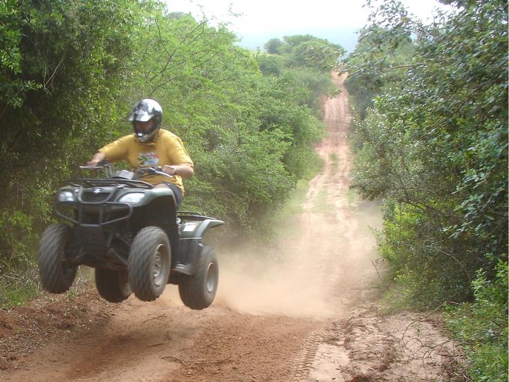 Quad biking @ Maitland Mines, Port Elizabeth  By Brad Jackson  (www.panoramio.com)