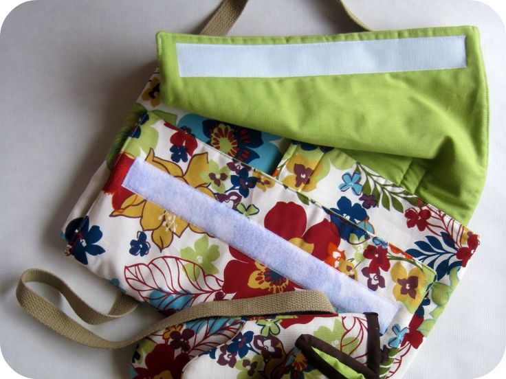 DIY casserole tote! I really want to make one of these! How cute. SEWING PROJECTS Pinterest ...
