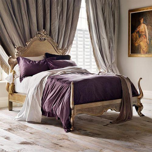 30 best images about Master bedroom on Pinterest | Silver bedroom ...