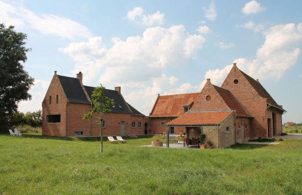 Vakantiehuis De Vlaamse Kust en Polders