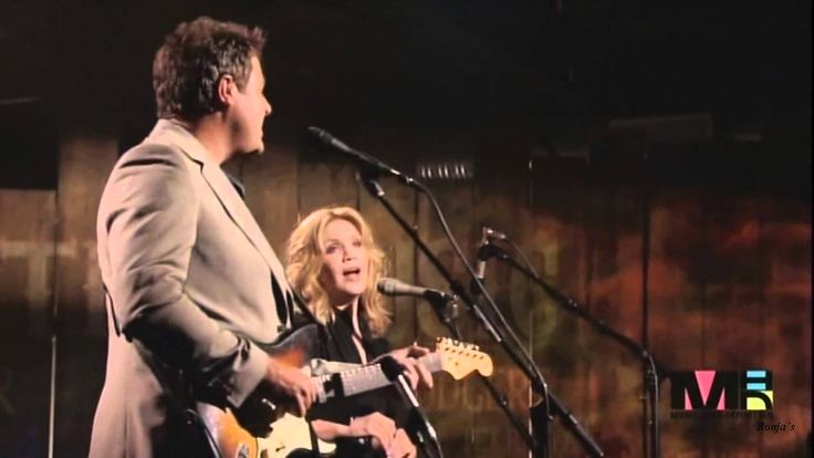 "Vince Gill & Alison Krauss ~ "" Whenever You Come Around"" - YouTube"