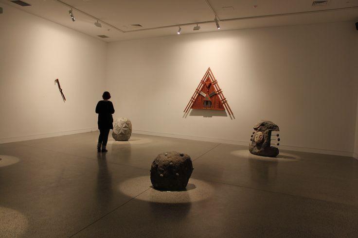 Mangere Arts Centre – Ngâ Tohu o Uenuku – Gallery 1