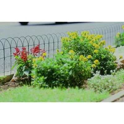 Apollo border #fence 400mm x 10m #ideal for flower beds & #garden edging,  View more on the LINK: http://www.zeppy.io/product/gb/2/231539830087/
