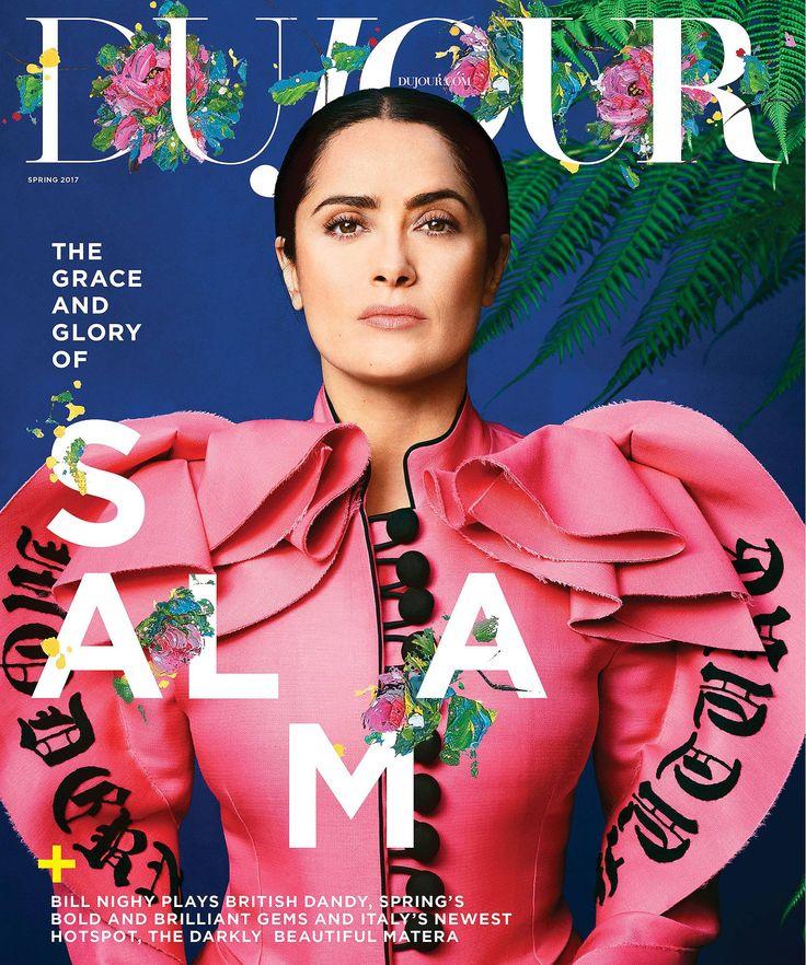 Salma Hayek Won't Use Botox, Doesn't Want to Keep Playing 'Sexy' Roles | PEOPLE.com