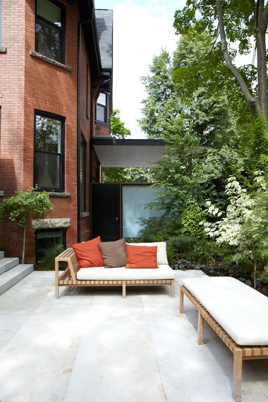 patio furniture, rodolfo dordoni for roda.