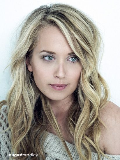 "Portrait of Megan Park, co-star of ""The Secret Life of the American Teenager"" on ABC Family. Photo: August Bradley (www.augustbradley.com)"