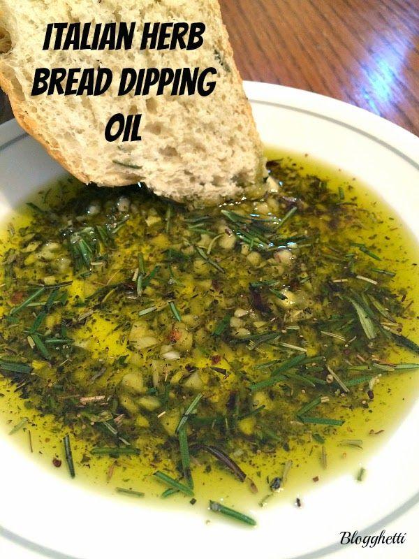 Blogghetti: Rosemary Bread (Copycat recipe - Macaroni Grill)