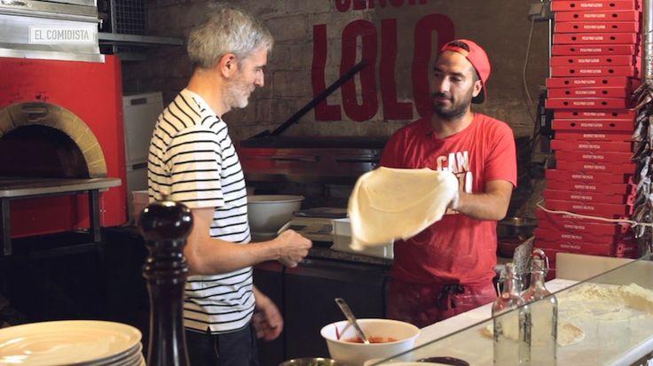 Si quieres preparar pizzas tan buenas como las de Nápoles y Roma, escucha los consejos de nuestro  pizzaiolo  italiano favorito.