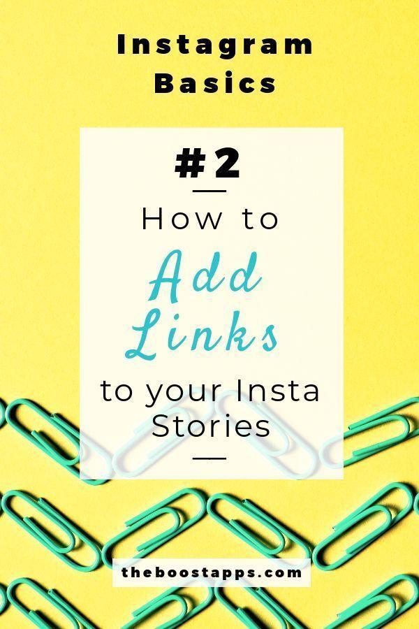 How To Add Links To Instagram Stories Boostapps In 2020 Instagram Marketing Strategy Instagram Story Instagram Marketing Tips