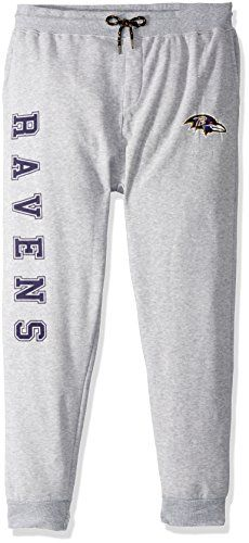 NFL Men's Jogger Pants Active Basic Fleece Sweatpants, Team Logo Gray  https://allstarsportsfan.com/product/nfl-mens-jogger-pants-active-basic-fleece-sweatpants-team-logo-gray/  Officially licensed by the NFL (National Football League) Perfect for running, sports, exercise, fitness, casual wear or everyday Use High quality screen print graphics of team logo and name
