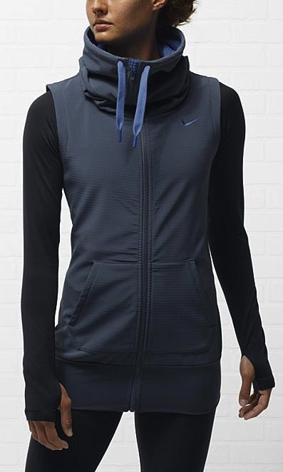 Sleek Sphere Training Vest. #style #gear #nike
