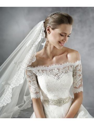 Kostel Krajka Krajka Svatební šaty 2015