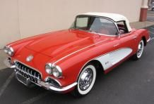 1959 thru 1960 Chevy Corvette
