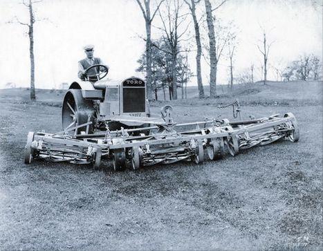 1919 Toro Mower
