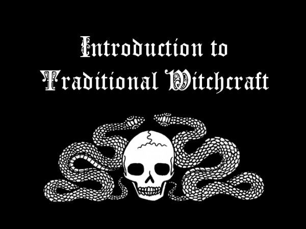 Introduction to Traditional Witchcraft by Sarah Anne Lawless