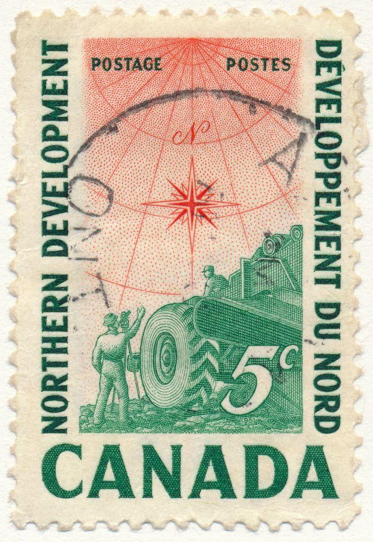 Northern Development (issued 1961)