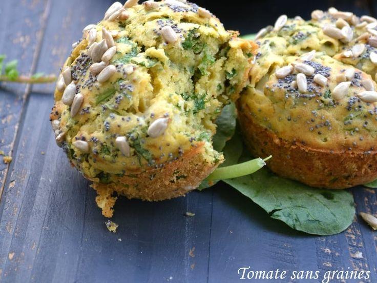 De délicieux muffins ultra moelleux à la farine de lupin ...