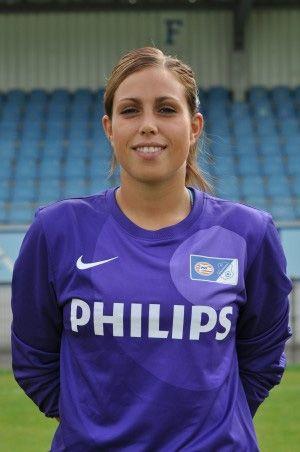 Angela Anna Christ is een Nederlandse voetbalster die sinds 2012 uitkomt voor PSV/FC Eindhoven.en het Nederlands Vrouwenelftal