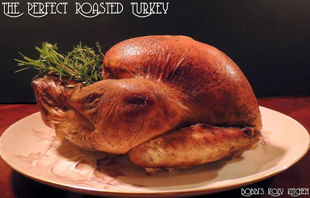 Deep Fried Turkey With Honey, Bourbon And Roasted Pecan Glaze Recipe ...