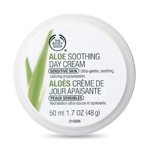 The Body Shop Aloe Vera Soothing Day Cream(Packaging May Vary)