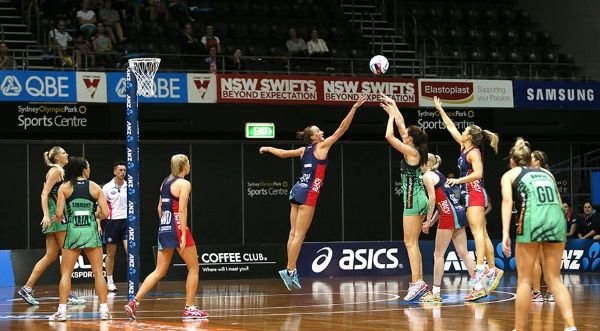 ANZ Pre-season Shoot out G2 - Fever v Vixens