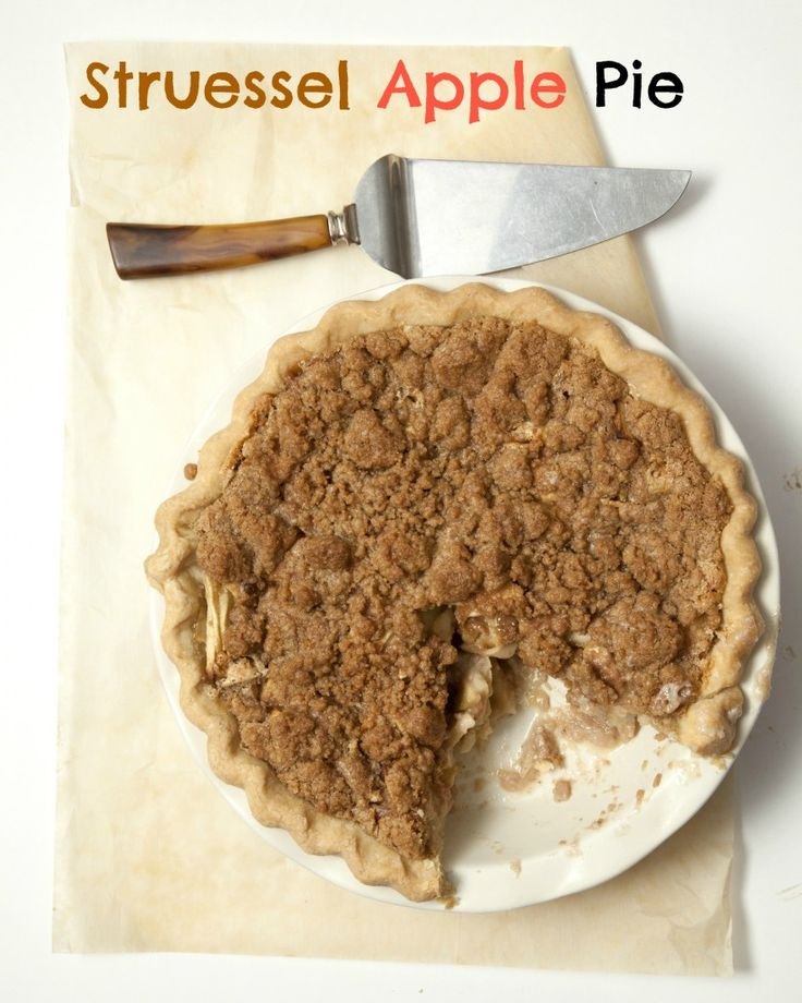 NO - Struessel Apple Pie Recipe - Not a hit but not bad. There is better. Will not make again.
