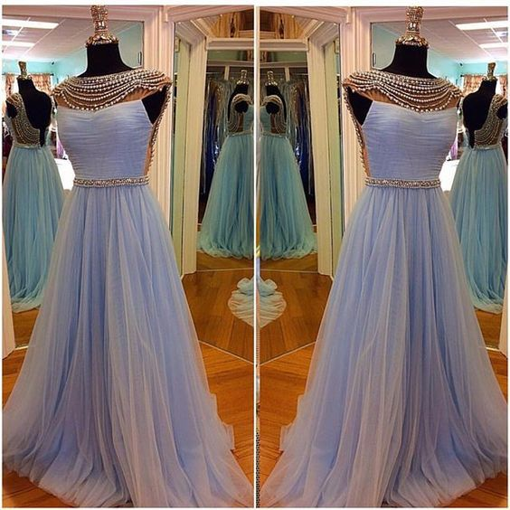 Real Made Tulle Prom Dresses,Long Prom Dresses,Cheap Prom Dresses,Lace Evening Dress Prom Gowns, Formal Women Dress,prom dress,F03