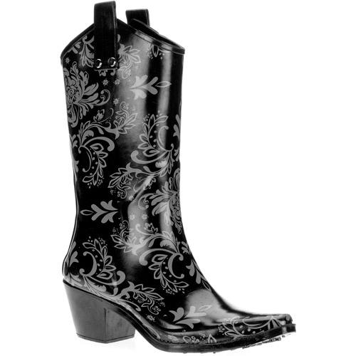 1000  ideas about Cowboy Rain Boots on Pinterest | Rain boots, Red ...