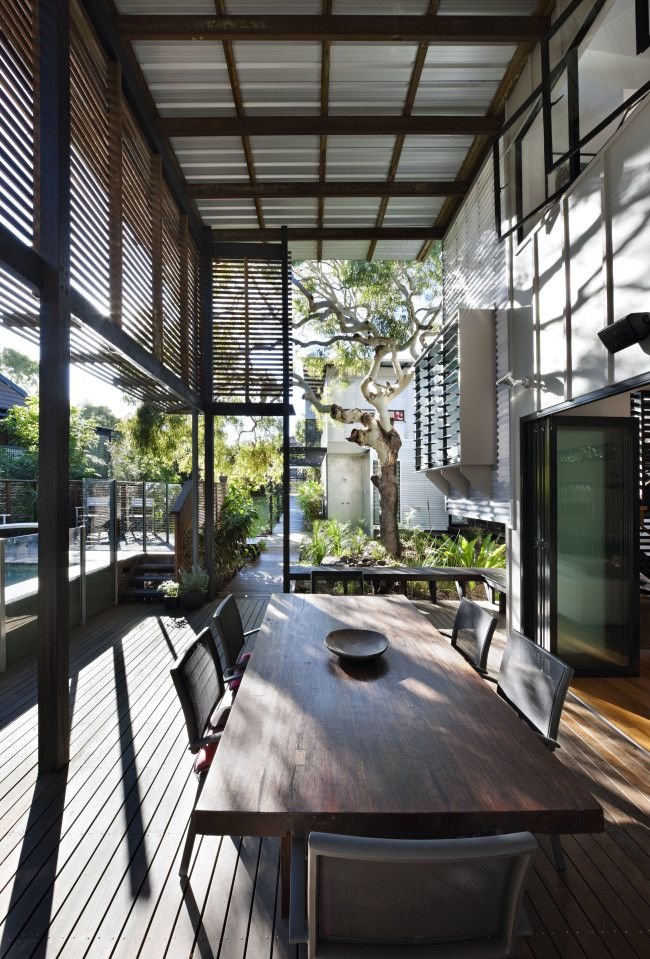 Treehouse Architecture By Marcus Beach   Designhunter   Sustainable  Architecture With Warmth U0026 Texture