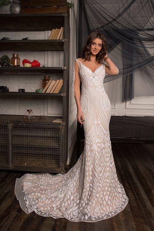80672be2e7d3b Entdecken Sie die neue Kollektion von Herve Paris – Kleider für die moderne  Braut em 2019