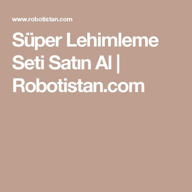 Süper Lehimleme Seti Satın Al | Robotistan.com