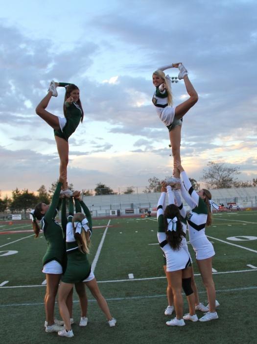 cheerleaders CHEER scorpion #mindsshots #amazingimagez