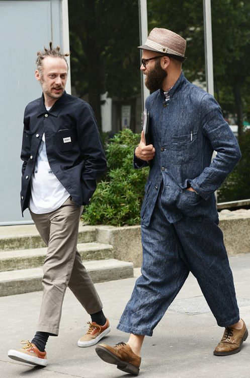 BEARDREVERED     Streetstyle Inspiration for Men! #WORMLAND Men's Fashion