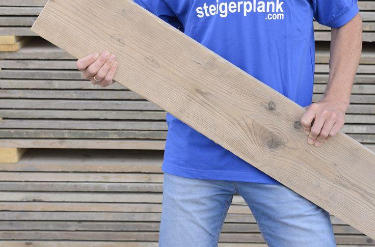 Steigerplanken geborsteld | Steigerhout online kopen