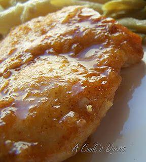 Lemon Brown Sugar Chicken
