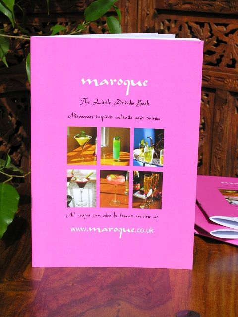 Maroques Little Pink Book. http://www.maroque.co.uk/showitem.aspx?id=ENT05901&p=01571&n=all