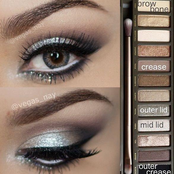 1000+ Bilder zu make-up auf Pinterest | Smoky Eyes, Augen-Make-up ...
