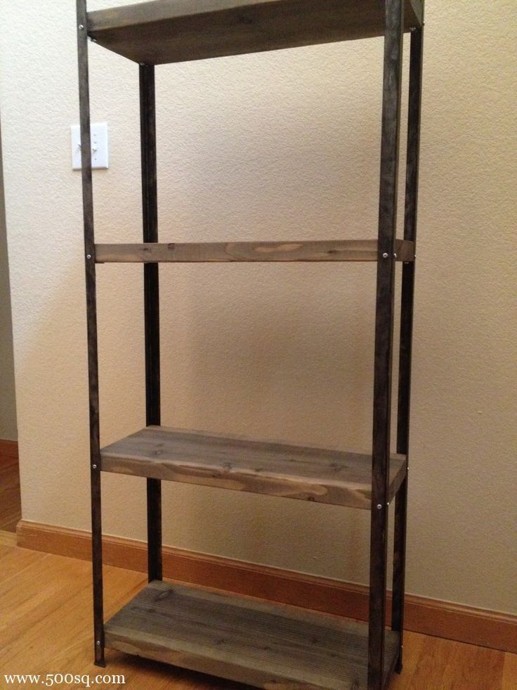 Ikea hack ralfred 39 s blog page 2 wohnen und deko for Diy industrial bookshelf