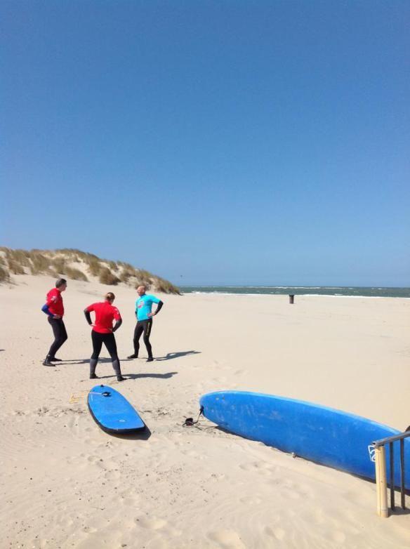 Blog: Besloten (deel 1) - hoe het allemaal begon, slank en fit worden, surfen, afvallen