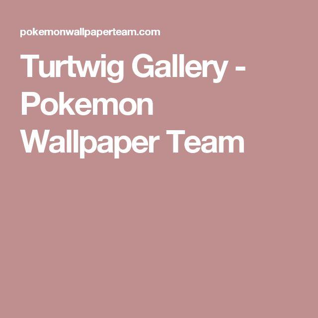Turtwig Gallery - Pokemon Wallpaper Team