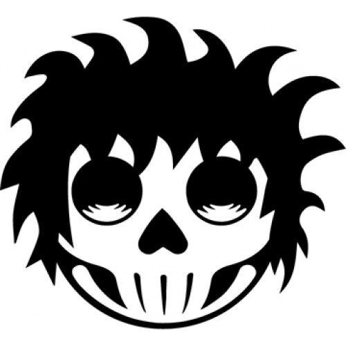 elvis sugar skull silhouette - Google Search | Mexico and ...