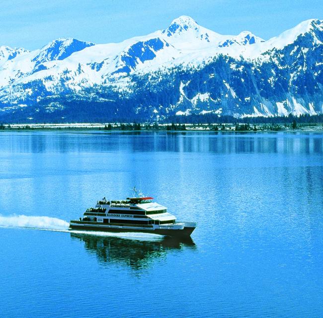 River Cruise In Alaska  Cruising The World  Pinterest  Cruise In Alaska A
