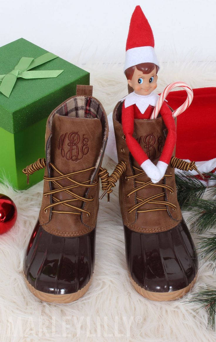 HAPPY BLACK FRIDAY (weekend)!!! Duck Boots ON SALE until 11.27! Shop now https://marleylilly.com/product/monogrammed-duck-boots/