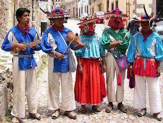 indios de mexico | Indios Huicholes: Religiosidad, Peyote y parto solidario