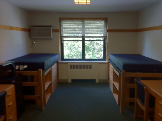 West Chester University Dorms | Typical College Dorm Room At Pace, Where I  Went To