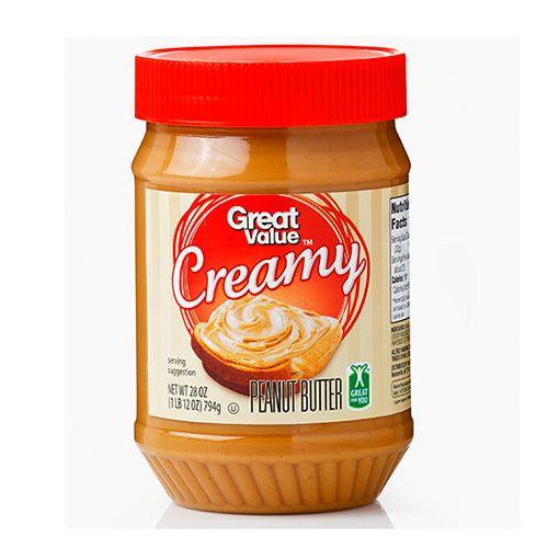 Peanut Butter Creamy / Mantequilla de Mani
